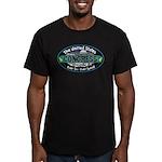 Survivor: Congress Men's Fitted T-Shirt (dark)