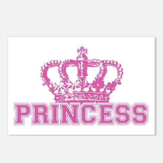Crown Princess Postcards (Package of 8)