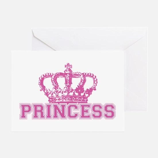 Crown Princess Greeting Card