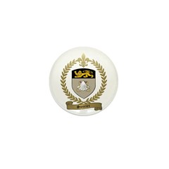 SOUCIER Family Crest Mini Button (10 pack)