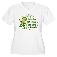 Leprechaun-Little Friend T-Shirt