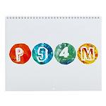 P94m Wall Calendar