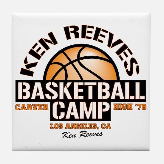 Ken Reeves Camp Tile Coaster