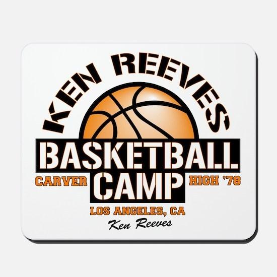 Ken Reeves Camp Mousepad