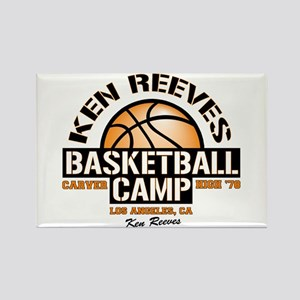 Ken Reeves Camp Rectangle Magnet