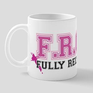 FROG pink Mug