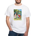 ALICE & THE WHITE KING White T-Shirt