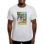 ALICE & THE WHITE KING Light T-Shirt