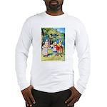 ALICE & THE WHITE KING Long Sleeve T-Shirt