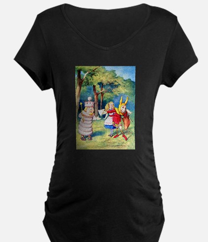 ALICE & THE WHITE KING T-Shirt
