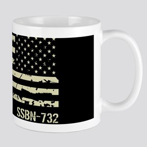 USS Alaska 11 oz Ceramic Mug