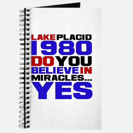Miracle on Ice 1980 Journal