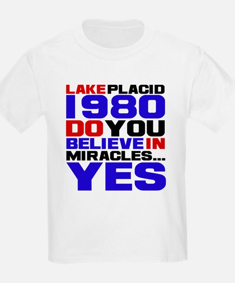 Miracle on Ice 1980 T-Shirt