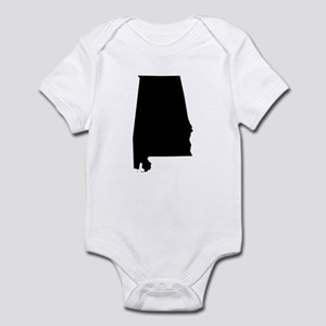 Alabama Infant Bodysuit