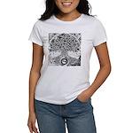 Celtic Tree of Life Ink Women's T-Shirt