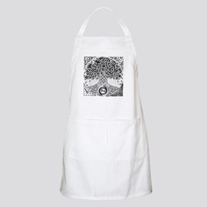 Celtic Tree of Life Ink Apron