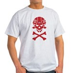 Lil' SpeedSkater Skully Light T-Shirt