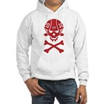 Lil' SpeedSkater Skully Hooded Sweatshirt