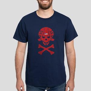 Lil' SpeedSkater Skully Dark T-Shirt
