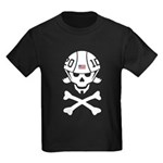 Lil' SpeedSkater Skully Kids Dark T-Shirt