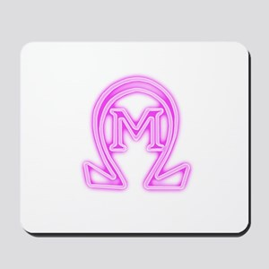 revenge of the nerds omega mu Mousepad