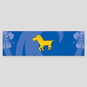 Horse Sticker (Bumper)