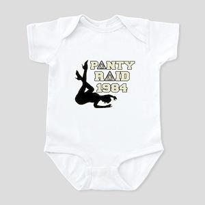 revenge of the nerds panty ra Infant Bodysuit