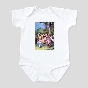 ALICE & THE DODO BIRD Infant Bodysuit