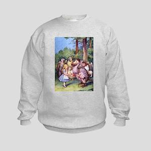 ALICE & THE DODO BIRD Kids Sweatshirt