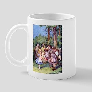 ALICE & THE DODO BIRD Mug