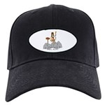 Wall street Black Cap
