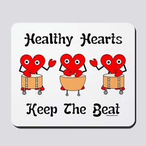 Healthy Hearts Mousepad