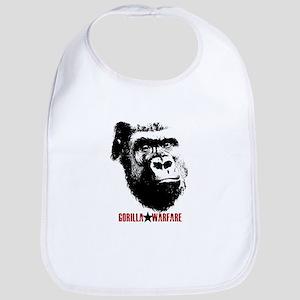 Gorilla Warfare Bib