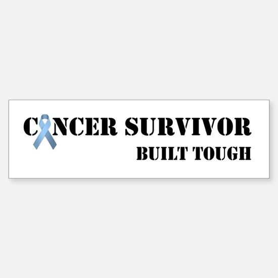 Cancer Survivor Sticker (Bumper)