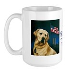 Salute to Sirius Large Mug
