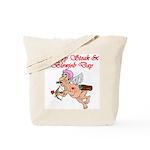 Steak & Blowjob Day Tote Bag