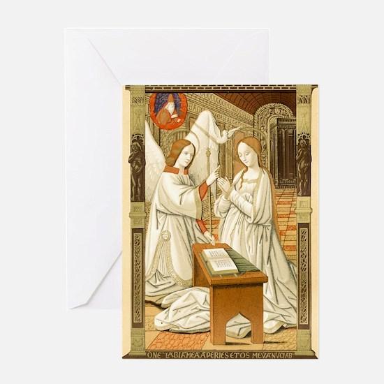 Annunciation Greeting Card