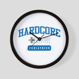 Hardcore Pediatrics Wall Clock