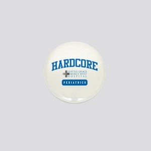 Hardcore Pediatrics Mini Button