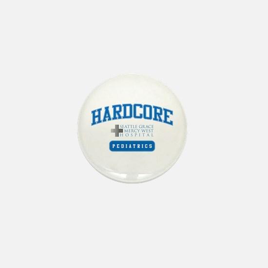 Hardcore Pediatrics Mini Button