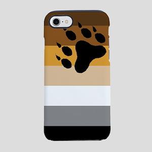 bear_tee iPhone 7 Tough Case