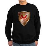 Tea Party Warrior Sweatshirt (dark)