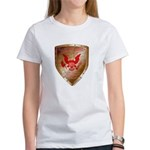 Tea Party Warrior Women's T-Shirt