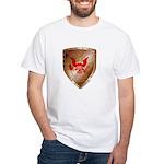 Tea Party Warrior White T-Shirt