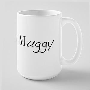 Hot and Muggy Large Mug
