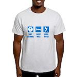 Paleo, healthy Light T-Shirt