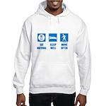 Paleo, healthy Hooded Sweatshirt