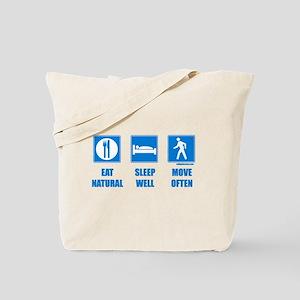 Paleo, healthy Tote Bag
