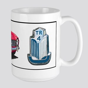 TR4red-bev Mugs