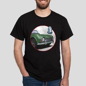 The green TR4 Dark T-Shirt